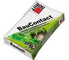 Смесь цементная BAUMIT BAU CONTACT клеяще-армирующая для ППС, МВ, 25кг