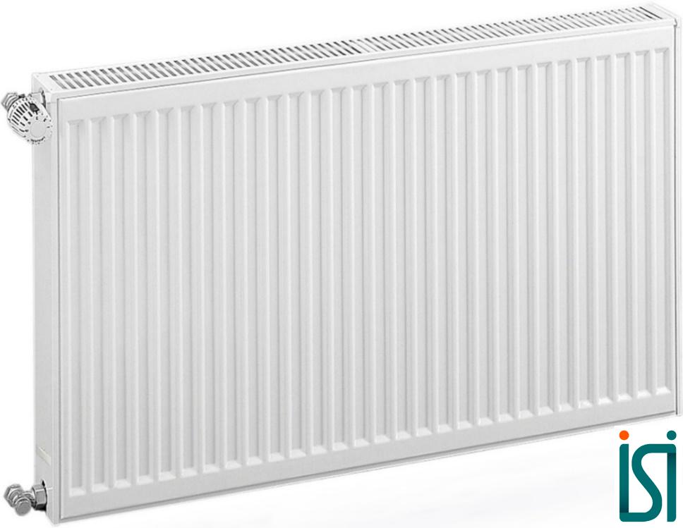 Радиатор стальной тип 22 ISI 500 х 1000  1930 Вт. (нижнее подключение, Турция)