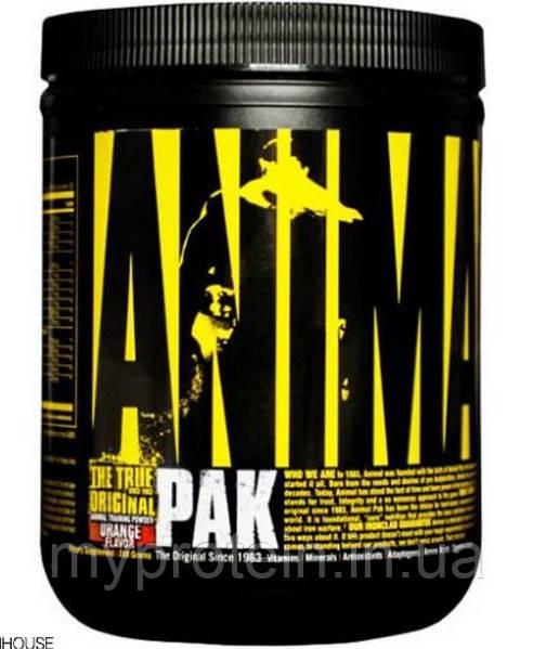 Universal nutrition Анимал пак в порошке Витамины Animal Pak (388 g )