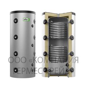 Аккумуляторный бак Reflex HF 800/2 с 2 спиралями
