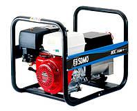 Бензиновый генератор SDMO HX 7500 Т C