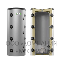 Аккумуляторный бак Reflex HF 800/R с ревизионным фланцем