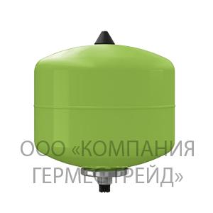 Расширительный бак Refix DD 25, 10 бар (зеленый)