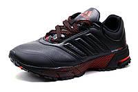 Кроссовки Adidas Spring Blade, мужские, черные с красным, р. 43