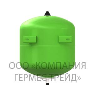 Расширительный бак Refix DD 33, 10 бар (зеленый)