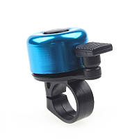 Звонок для велосипеда (велозвонок) Синий