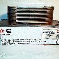 Теплообменник Cummins C3974815 радиатор масляный
