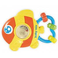 Погремушка музыкальная Baby Mix PL-380042 Рибка