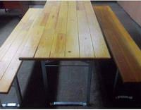 Аренда деревянных столов
