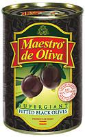 Маслины без косточки СУПЕРГИГАНТ Maestro De Oliva 425г 949090