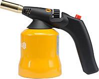 Лампа паяльная газовая с пьезозажиганием 73403 vorel