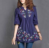 Купить блузку в мексиканском стиле