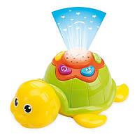 Детский проектор музыкальный, ночник Baby Mix PL-381458 Черепашка