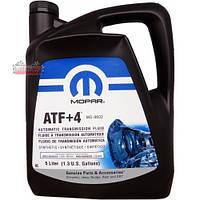 Масло для АКП Mopar ATF+4  ✔ емкость 5 литров