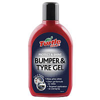 Очиститель шин Turtle Wax C.R. PROTECT & SHINE BUMPER & TYRE GEL