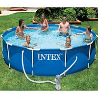 Каркасный бассейн Intex 28212 (56996) Размер 366х76 см 4485 л    BestWay