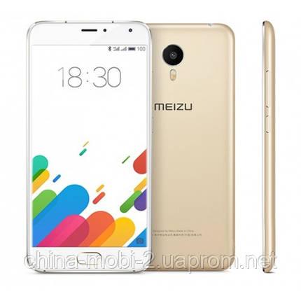 Смартфон MEIZU M3 Note Octa core 2+16GB Gold ' ' ' ' ', фото 2