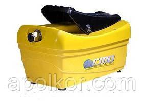 Пневмогидравлический ножной насос Fuchs-Hydraulik