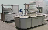 Лабораторная мебель для специалистов. Индзаказ, фото 1