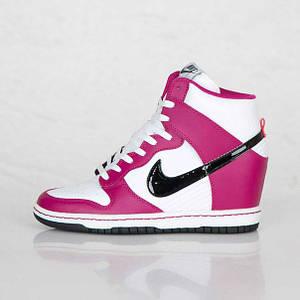 Женские оригинальные сникерсы Nike Dunk АТ-265