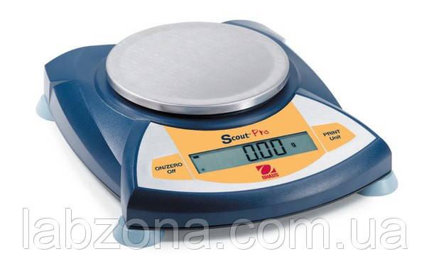 Весы лабораторные с калибровочной гирей  Ohaus SPS 200 г