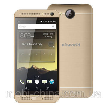 Смартфон VKworld VK800X Gold, фото 2