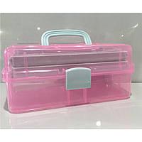 Пластиковый контейнер большой для инструментов