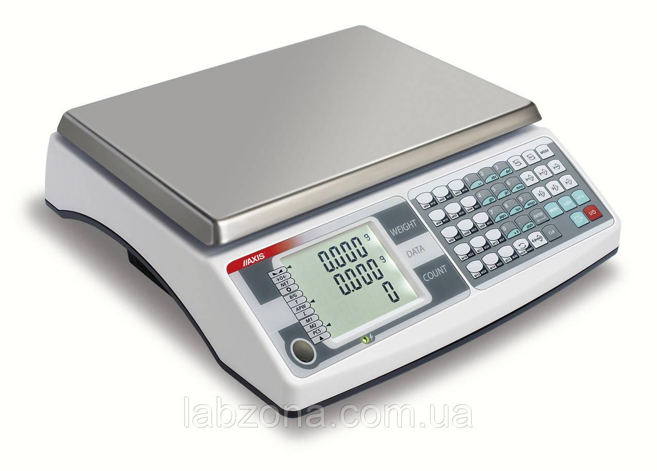 Весы лабораторные BDL АХIS. Заводские цены, фото 1