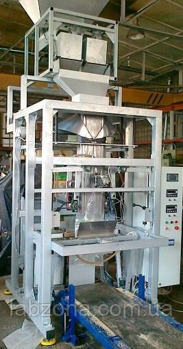 Автомат для упаковки топливных брикетов