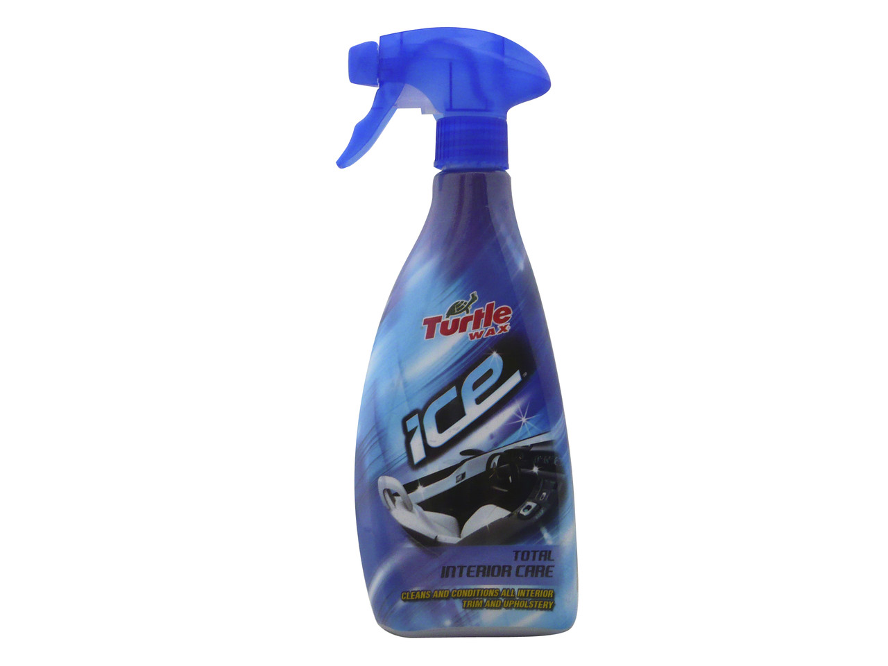 Универсальный очиститель Turtle Wax ICE Total Interior