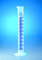 Цилиндр полипропиленовый лабораторный 100,250,500.1000мл, фото 1
