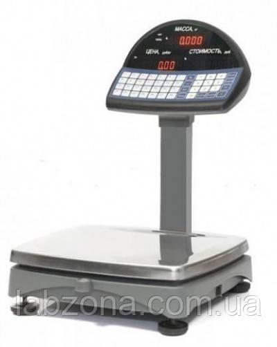Весы торговые Штрих М5 на 15 и 30 кг