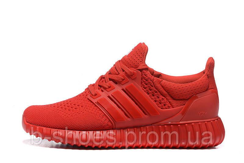 Женские кроссовки Adidas Yeezy Ultra Boost (Red)