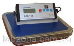 Весы товарные портативные FCS-30/60/150. Сертифицированы