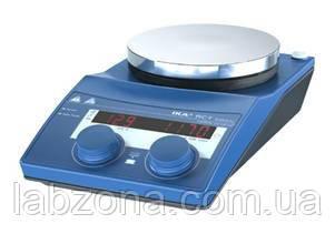 Магнитная мешалка с подогревом RCT basic IKAMAG - LabZona - лабораторные приборы, весы и гири, измерительный инструмент в Харькове