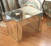 Столик для гостинной зеркальный