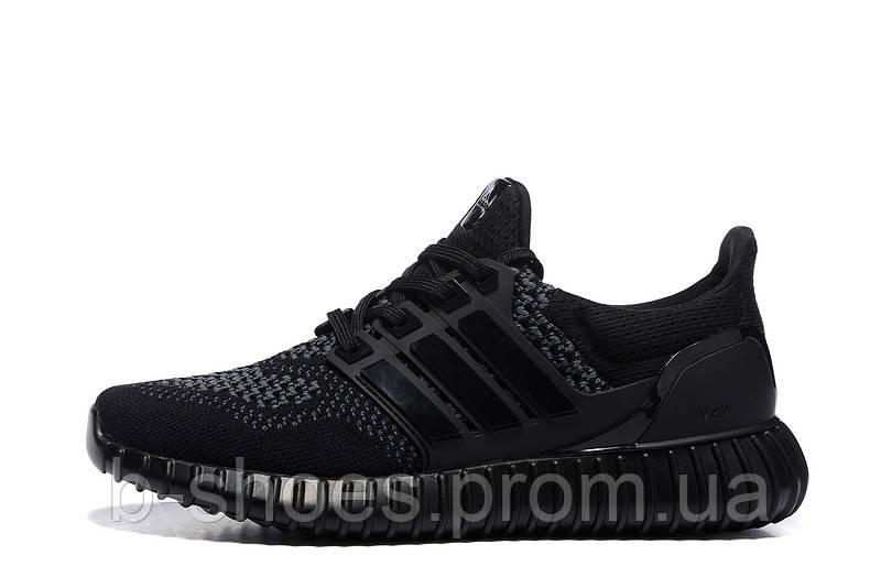 Женские кроссовки Adidas Yeezy Ultra Boost (Black)