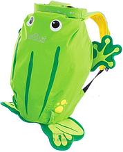 Рюкзак детский Лягушка PaddlePak Frog Trunki TRUA-0110