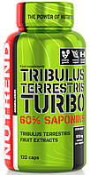 Nutrend Tribulus Terrestris turbo 120 caps, фото 1