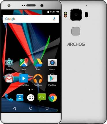 Мобильный телефон Archos Diamond Plus Silver, фото 2