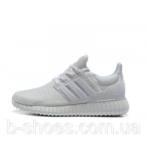 Женские кроссовки Adidas Yeezy Ultra Boost (White)