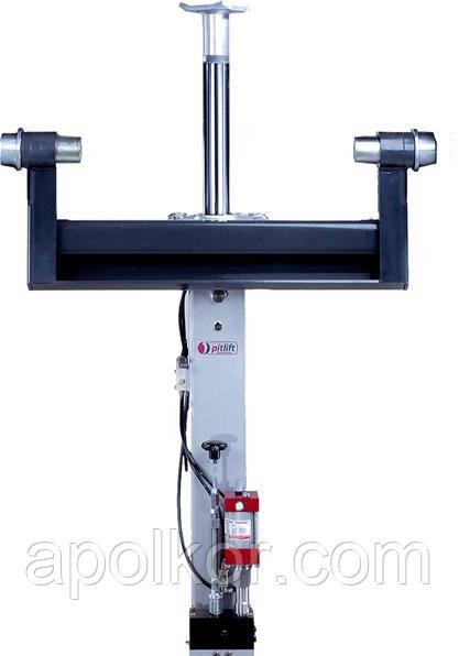 Канавный подъемник гидравлический PITLIFT с ручным приводом.