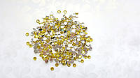 Стразы Желтые 5 мм 20 гамм 1000 шт/уп