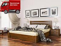 Кровать полуторная Селена с подъемным механизмом