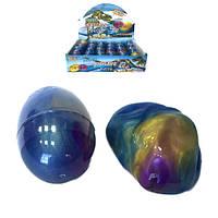 Лизун яйцо перламутровый в упаковке