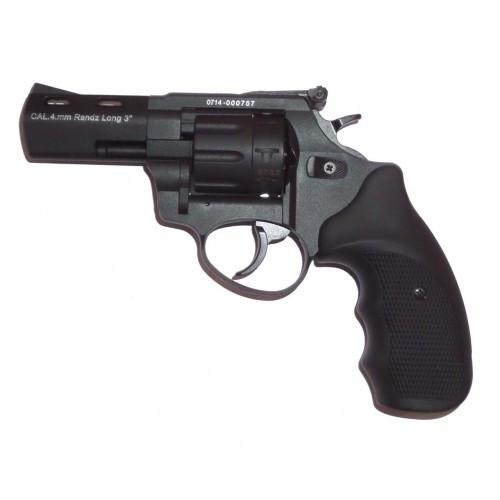 Револьвер под патрон Флобера STREAMER R2 (с черной ручкой)