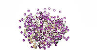 Стразы Фиолетовые 5 мм 20 грамм 1000 шт/уп