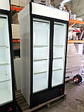 Холодильный шкаф Интер Т-600 б у, Холодильный шкаф б/у, холодильная камера б/у, холодильная витрина б у, шкаф, фото 6