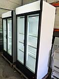 Холодильный шкаф Интер Т-600 б у, Холодильный шкаф б/у, холодильная камера б/у, холодильная витрина б у, шкаф, фото 4