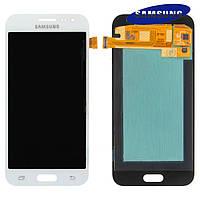 Дисплейный модуль (дисплей + сенсор) для Samsung J2 J200F / J200H / J200G / J200Y, белый, оригинал